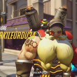 That feel when you get caught during the Play of the Game. (by Katsuragii on /r/overwatch) https://t.co/Tmi0FOLgG1
