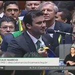 Assim votou pelo impeachment o filho de Narcio Rodrigues, preso hoje por desvio de recursos Minas, Caio Narcio https://t.co/E1WXuXwjyK