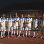 "На стадионе имени Д. Омурзакова проходят съёмки ролика Национальной сборной Кыргызстана для ТМ ""Легенда"" @shorokgz https://t.co/S8qdXdwCdM"