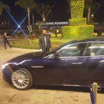 Khama Billiat is in the house #Maserati #PSLAwards https://t.co/IDgaGnATHY