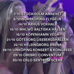 GAAAAAAH SO EXCITED TO GO ON TOUR!!!!!! https://t.co/sxlKC1c4ca
