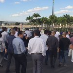 Servidores da Transparência marcham rumo ao Palácio do Planalto pedindo saída de Fabiano Silvério https://t.co/uOVDhAYUN3