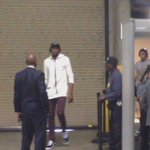 Kevin Durant doesnt have time for metal detectors - he has to get to Game 7. #Thunder https://t.co/j9s1KFzMub