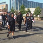 Dozens marching from the #Tacoma Police Dept. to Tacoma Mall for #BlackGirlsMatter253 #Q13FOX https://t.co/Nt2fdX8cE8