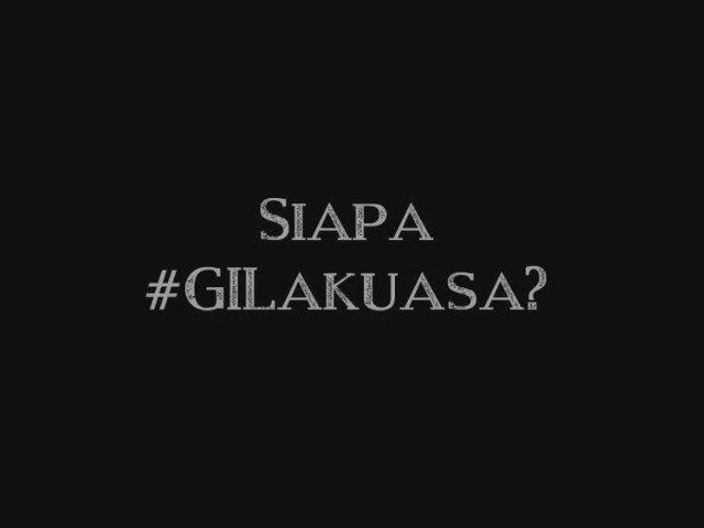 Siapa #gilakuasa? Saksikan jawapan dari pelatih-pelatih klpac dan barisan pelakon Dato' Seri! https://t.co/G5wiQlhr0m