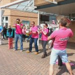 Did you spot @oompahbrass at @DurhamCricket & @Durham_Pride? See more fantastic music at @DurhamBRASS this July. https://t.co/DW7Udc1J24