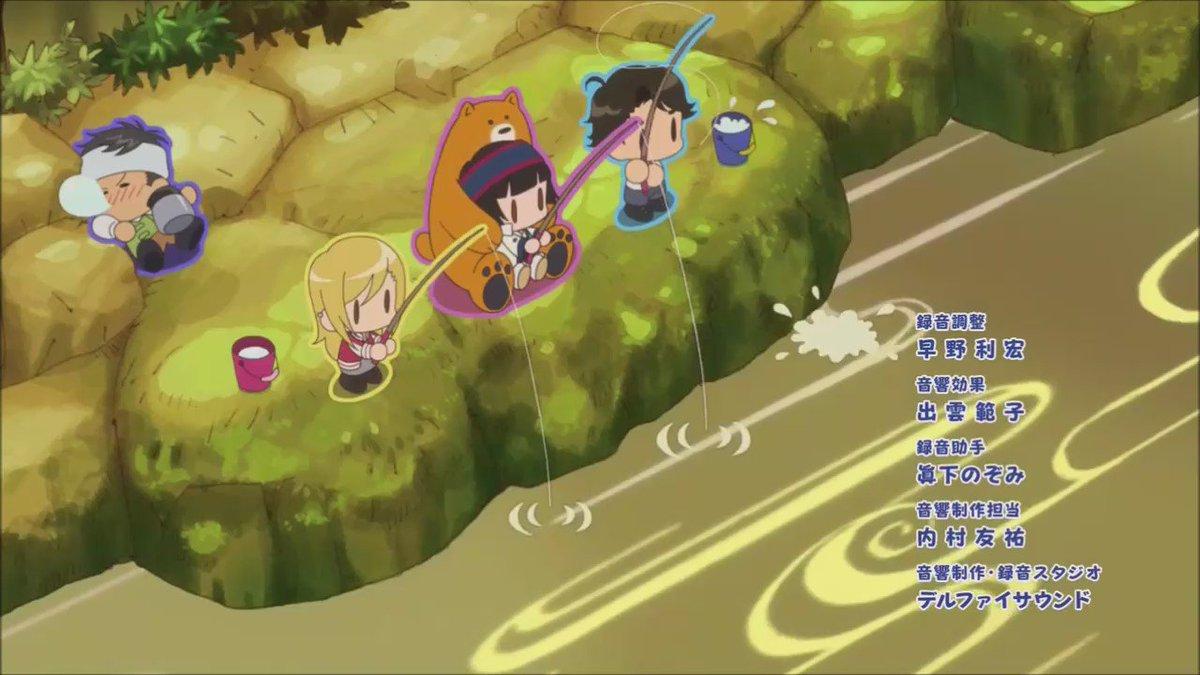 くまみこ(キネマシトラス、EMTスクエアード)「KUMAMIKO DANCING」(作詞:坂井竜二/作曲:山崎真吾/歌: