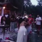 Allegedly this fight broke out at Drakes Memorial Day Pool Party 👀 https://t.co/leVZ4oP0CK