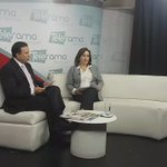 .@dorissoliz habla del pacto ético político en Telerama al iniciar entrevista. https://t.co/scqRfTVJa7