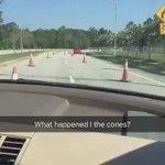 Noice job with the cones AC. 😂 https://t.co/3q0rKRBz0G