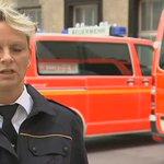 #Unwetter in Berlin: Bianka Olm zur Bilanz der Feuerwehr @Berliner_Fw. https://t.co/VvCDNU6zD8