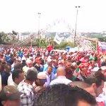 El pueblo transportista se alista para dar inicio a la marcha en respaldo a @NicolasMaduro. #ConMaduroATodaMarcha https://t.co/RMRGeYEx6n