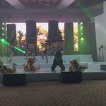 Derroche de talento en el show inaugural de #MarcaHonduras #1eraniversario #EncuentroMarcaPaísHonduras https://t.co/YvPfXvfgYR