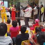 Se realizó agasajo por Día del Niño en Solca, en apertura de la primera casa Ronald Mc Donald. https://t.co/Ji6ecCoVW8 vía @Semirandatorres