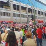 Aledaños del Calderón en estos momentos. https://t.co/uNqs9xWfqY