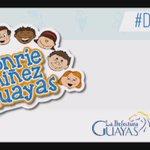 Trabajamos por #UnGuayasParaTodos celebremos la niñez, respetando sus derechos @MonicaBecerraC @PrefecturGuayas https://t.co/zCA5PnWbPg