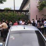 Fuerte sismo obliga a evacuar a trabajadores de @laprensa https://t.co/zWU9cP9hfx