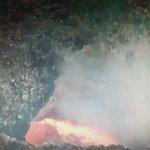 #UltimaHora Imagene en tiempo real de la webcam de INETER ubicada en el cráter del Volcán Santiago de Masaya. https://t.co/zKdqrA2Xan