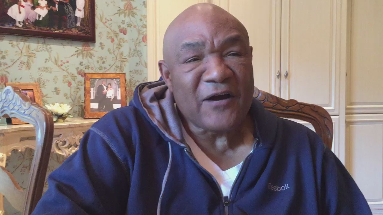 ".@GeorgeForeman on passing of Muhammad Ali: Things ""will never be the same."" https://t.co/XeocP1GJY5"