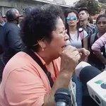 """- Delcy Rodríguez: """"No hay crisis en Venezuela"""" - """"Hay hambre. Tenemos que despertar. Nada d diálogo con MALANDROS"""" https://t.co/bgj2uELoaL"""