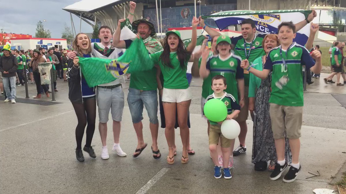 Ultimate #GetIN moment with the fans! #GAWA