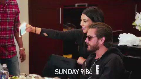 RT @KrisJenner: Turn on E! now, east coast!! Brand new episode starts now!! #KUWTK https://t.co/aIm7fqBBh2