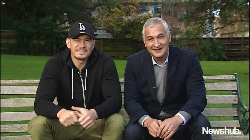 """.@SonnyBWilliams to @MrMikeMcRoberts: Refugees """"just want a chance at life"""" https://t.co/e24g5ARRLT #WorldRefugeeDay https://t.co/296FcTgTHu"""