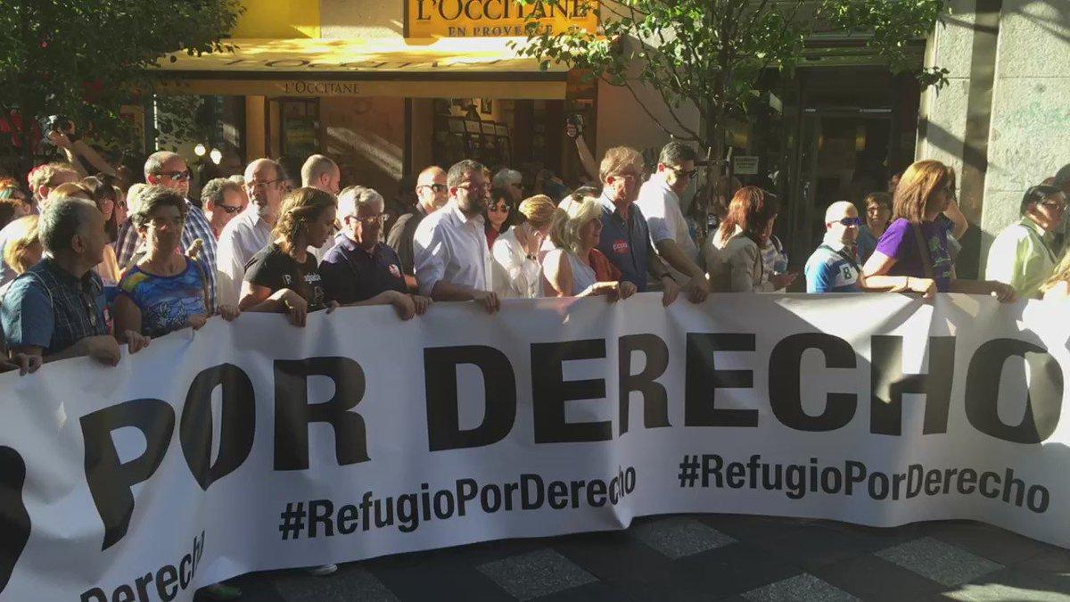 El Gobierno debe retirar su apoyo al acuerdo de la UE-Turquía e instar a su retirada definitiva #RefugioPorDerecho https://t.co/fYpg0KTdBr