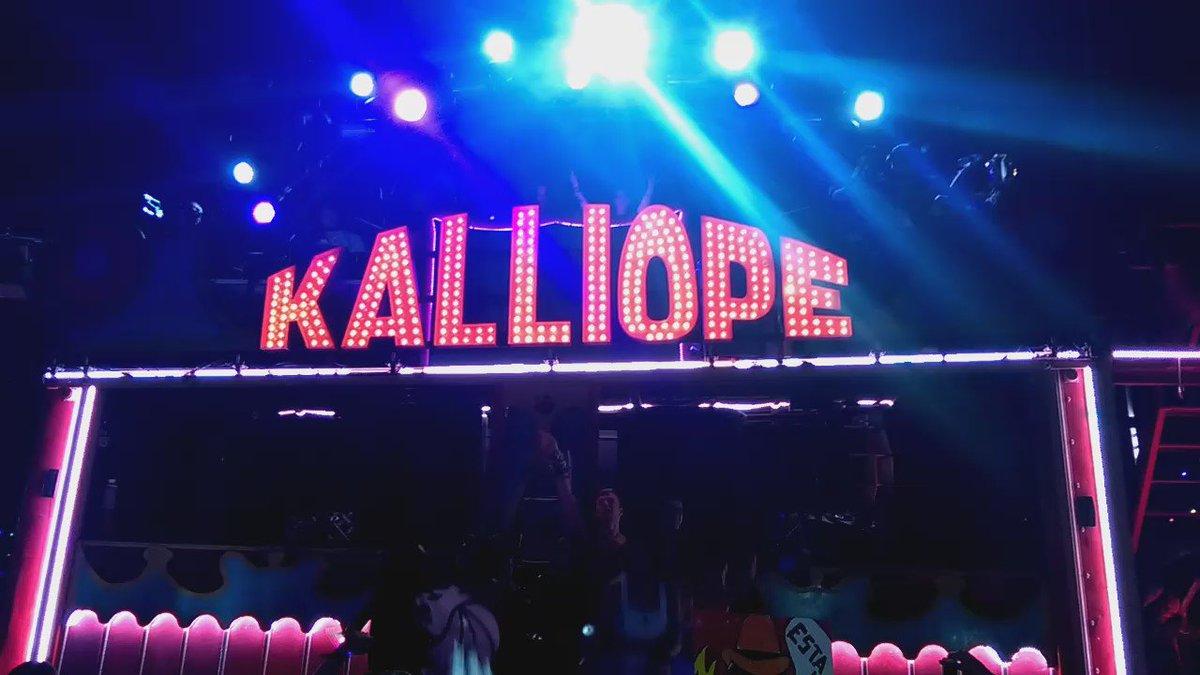 Shoutout to DJ Sven for making me feel like the Technoviking @ the Kalliope car! #EDCLV @SevenLionsMusic @emmi__babi https://t.co/byjfxDY8sE