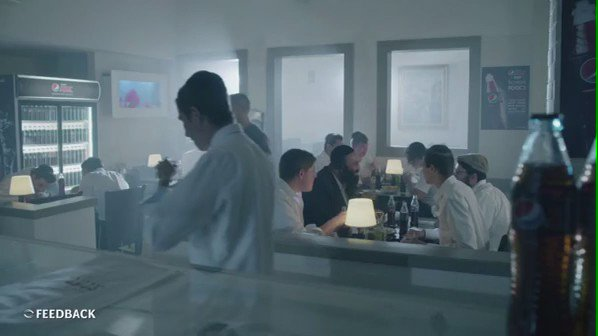 My new Pepsi commercial. https://t.co/9Kh4zntC3t