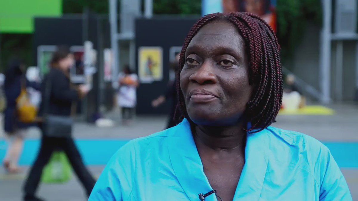 """African women have for too long been viewed as """"the victims"""": @awdf01's @TheoSowa https://t.co/Se9t06F0lm #WD2016 https://t.co/baZUNYG2pV"""