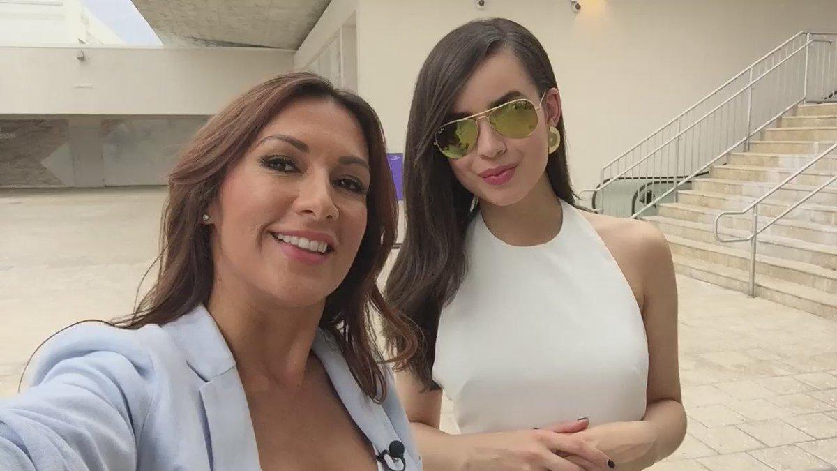 Que gusto que una joven Estrella Latina como .@SofiaCarson hable perfecto español! Hoy por @AlRojoVivo 4pm/3c https://t.co/2ZQvmmyS2Q