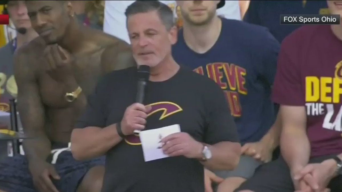 "They say winning cures all, right?   Apparently the LeBron/Dan Gilbert relationship doesn't fall under ""all."" https://t.co/XdO0Lm3SS0"