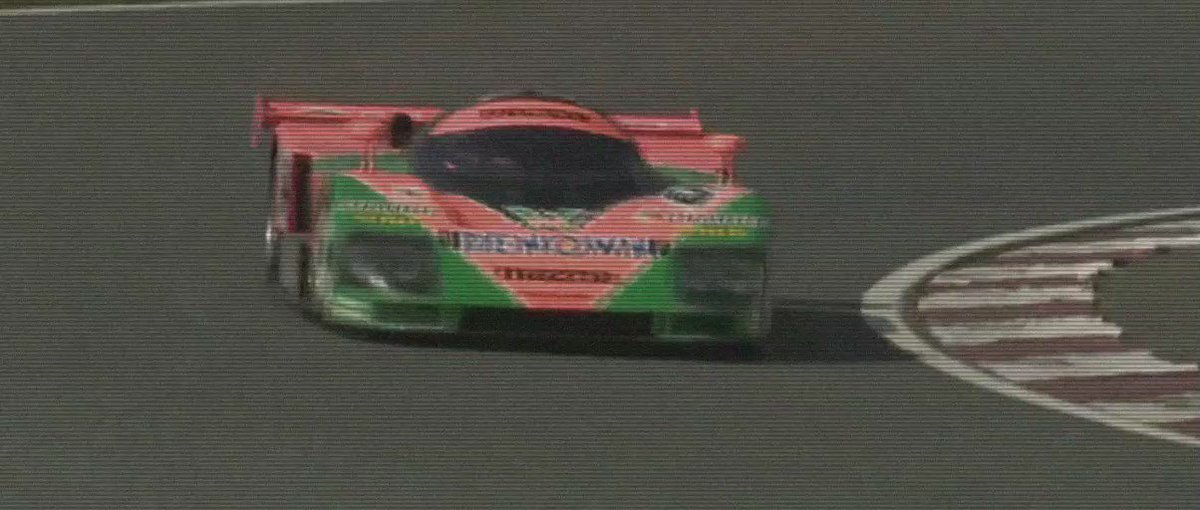 25 yrs ago today, the Mazda #787B made motorsport history by winning 24 Hours of Le Mans #TBT #ZoomZoom #LeMans24 https://t.co/ieca9uXLGL