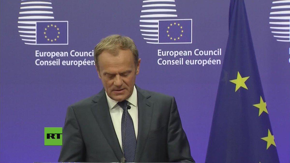 La salida de reino unido de la ue es dram tica for Presidente del consejo europeo