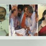 गृहमंत्री @rajnathsingh जी द्वारा अनशन तुड़वाने का मतलब है कि राजनाथजी का आशीर्वाद गिरी को प्राप्त है- @dilipkpandey https://t.co/3jQW6pQzXV