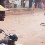 VIDEO: @channelstv what really cause ongoin fight @agbede/isawo area of ikorodu by ijaw people https://t.co/iGFKzJPqZo VIA @mcadexbanty_u
