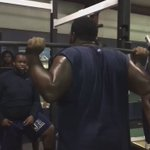 The body achieves what the mind believes! #OffSeasonGrind #NoExcuses #GoTigers 🐅🏈🐅 https://t.co/IKOipzX2Rt