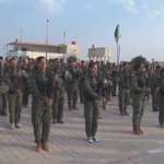 Kurdistans National Anthem played at the funeral in Kobanê for fighters martyred around Manbij. https://t.co/HUqU4uKMFd