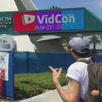 Meet us at #VidCon outside the Arena box office today @ 2:30! Here are your directions from Katella & Convention Way https://t.co/OsjmdRUFMU