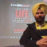 Lets play our part #KickNasha @DrKumarVishwas @Ubhicanada @AnmolMD @SoniaVictor4 @akshthalkalia @IacShail @sumeshh7 https://t.co/F7FjN66jZ1