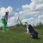 Golf may be the most frustrating sport in the world to play ... Even for pros at times. https://t.co/e3PVS02uL1