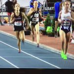 Fiona OKeeffe kicks to the victory in the 5k in a meet record & PR of 15:56! @DavisBlueDevils https://t.co/UZG1WVUauV