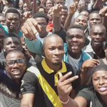 This #PortHarcourt people are lively ooo.  #MTNProjectFame9 cc. @MTNNG @MTN_ProjectFame https://t.co/xsE6OT9jcX