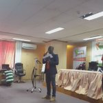 @Gideon_Kodo Mc  #voteonissues #ydialogues Takoradi https://t.co/KBDaDLXWsl