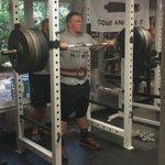 Lassiter DL @kirschner_zach squatting 510lbs. Keep it up the good work, Kirsch! @LHS_Recruiting @LassiterSports https://t.co/80XXg3vBWA