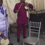 So I play the talking drum for owambe parties #1 https://t.co/S5ArzQnnyJ