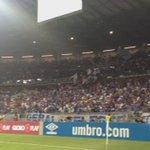 Gol de empate e a torcida explode! #CRUxPAL https://t.co/JtHnFgWLPO