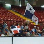 JUMPING recorre las gradas a pocos segundos de terminar este 2P Panamá 17-24 Dominicana #JMDeportes @tvnnoticias https://t.co/MHbcAICqce