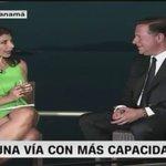 Mire cómo reacciona @JC_Varela cuando Patricia Janiot le cuestiona sobre su baja popularidad. https://t.co/60Xi9fwQj0